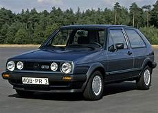 Volkswagen Golf Gtd 35 Years Of Fast And Frugal Influx