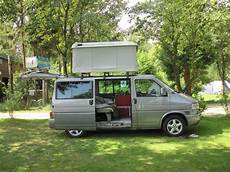 a great combination of a volkswagen t4 eurovan with a