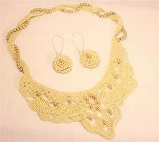 In Karapoozville Crochet Bib Necklace Diagram Free