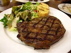 rib eye steak rosemary rubbed rib eye steak recipe food republic
