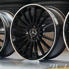 19 inch alloy wheels for mercedes c e cls s class