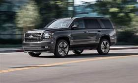 2020 Chevy Tahoe Redesign Release Date Price & Lease