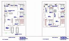 north facing plot house plans 40 x 45 house plans north facing