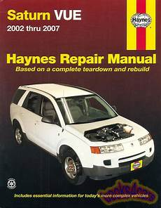 small engine maintenance and repair 2004 saturn vue electronic valve timing saturn vue manuals at books4cars com