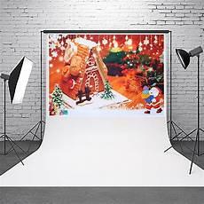 5x3ft 7x5ft Santa Gift Tree by Backdrops 5x3ft 7x5ft Santa Gift Tree