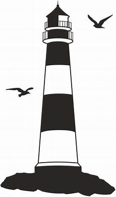 lighthouse at the beach seaside wall sticker wall art