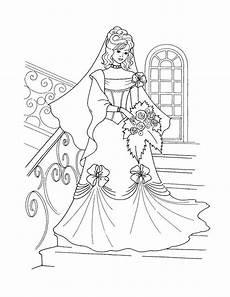Malvorlage Prinzessin Hochzeit Prinzessin Ausmalbilder Ausmalbilder Kinder F 252 R