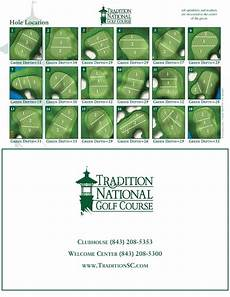 golf pinsheets golf pin location sheets