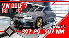 Vw Golf 7 Gti Tcr Chiptuning Stage 2 Downpipe Dyno