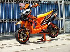 X Ride 125 Modif Supermoto by Oracle Modification Concept Yamaha X Ride Modifikasi