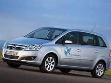 Erdgas Opel Zafira 1 6 Cng Turbo Kommt Anfang 2009