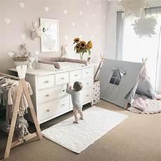 babyzimmer einrichten wandgestaltung idee inspo