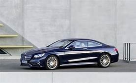 2015 Mercedes Benz S65 AMG Coupe Revealed