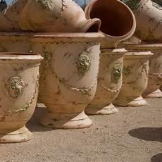 poterie d anduze le ch 234 ne vert vase languedoc d 233 cor t 234 te