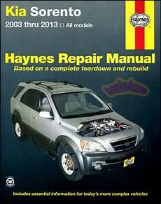 electric and cars manual 2003 kia sorento spare parts catalogs kia manuals at books4cars com