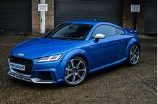 2018 Audi Tt Rs Review Carwitter