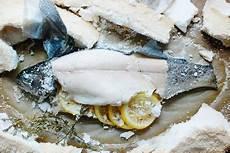 Recipes Sea Bass In Salt Crust Fava Beans 224 La Croque En