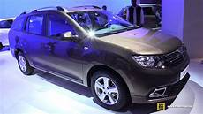 2017 dacia logan mcv exterior and interior walkaround