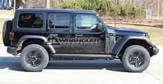 2020 jeep wrangler in hybrid 2020 jeep jl wrangler phev in hybrid sighting