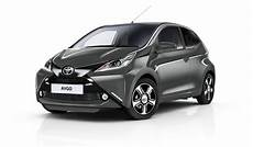 2017 Toyota Aygo X Clusiv Features More Kit Funroof