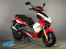 roller 4 takt neco gpx ac 4t 4 stroke 50cc scooter rosso racing r