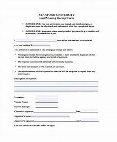 free 39 sle receipt forms in pdf ms word