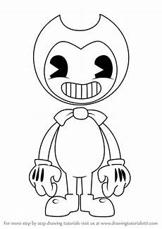 Malvorlagen Easy Learn How To Draw Bendy From Bendy And The Ink Machine