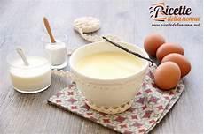 ricetta crema pasticcera con amido di mais crema pasticcera con amido di mais ricetta ricette idee alimentari ricette di cucina