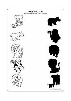 addition worksheets with pictures printable 9595 animals worksheets matching worksheets for