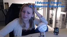 10 Dumme Fragen 10 D 252 Mmere Antworten