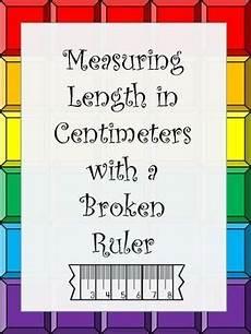 measurement worksheets not starting at zero 1380 measurement with broken rulers not starting at zero centimeter worksheet measurement