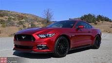 2015 Ford Mustang Gt Review No Longer A One Trick Pony