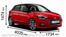 Hyundai I20 2018 Dimensions Boot Space And Interior
