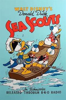 walt disney donald duck quot sea scouts quot serigraph silkscreen