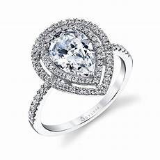 ring shape guide diamond education sylvie collection