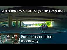 2018 Vw Polo 1 0 Tsi 95hp Fuel Consumption 2