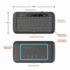 Wireless Backlight Whole Panel Touchpad Learning h20 2 4g wireless backlight whole panel touchpad ir