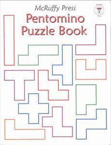 pentomino puzzle book main photo cover puzzle books maths puzzles puzzle