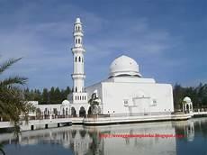 Terengganu Nan Indah Masjid Tengku Tengah Zaharah Atau