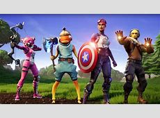 Avengers Endgame p?ichází do Fortnite   Kukatko.cz