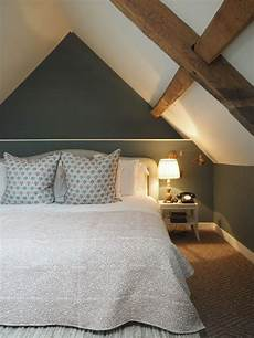 Apartment Therapy Attic Bedroom by A Weekend At Babington House Traditional Interiors