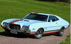Classic American Cars Ford Gran Torino 1972 1976
