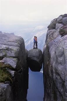 Der Kjeragbolten Reiseziele Stavanger Reisen Und Norwegen
