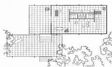 mies van der rohe house plans farnsworth house mies van der rohe 1945 1950 casa