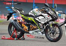 Modifikasi Striping All New Cbr150r by Modifikasi Striping All New Honda Cbr150r Agv Pista Shark