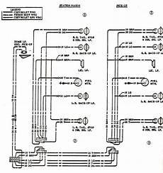 1967 chevelle column wiring diagram 1968 chevelle wiring diagrams