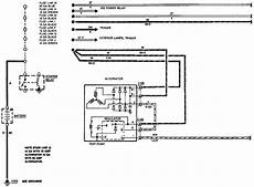 1986 ford bronco wiring diagram i need a schematic of a 1988 bronco 5 8l alternator and ignition circut mine looks like