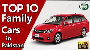 Top 10 Family Cars In Pakistan – MojMasti
