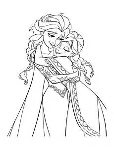 elsa coloring pages and print elsa