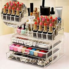 Cosmetic Organizer Acrylic Makeup Drawer Holder Jewellery